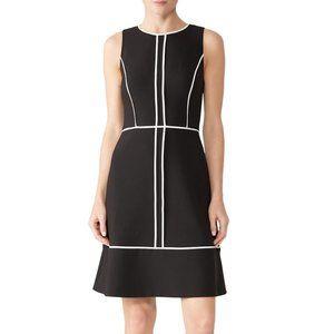 NWT Kate Spade New York Paneled Crepe Dress 4